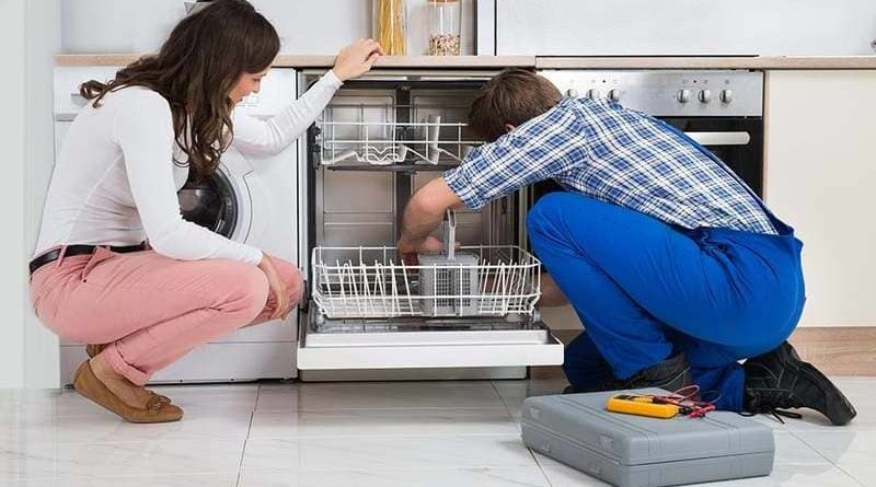 что делать если не работает посудомоечная машина