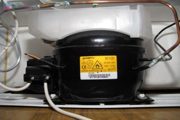 как починить компрессор в холодильнике атлант