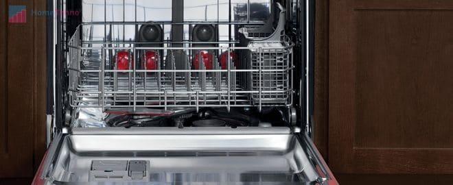 как починить в посудомойке замок