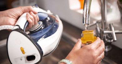 как почистить парогенератор