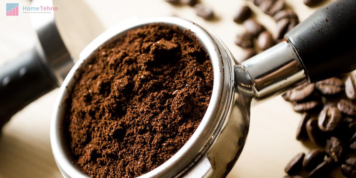 кофемашина не видит кофе
