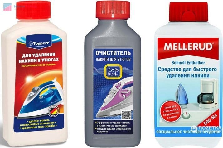 моющее средство для чистки парогенератора