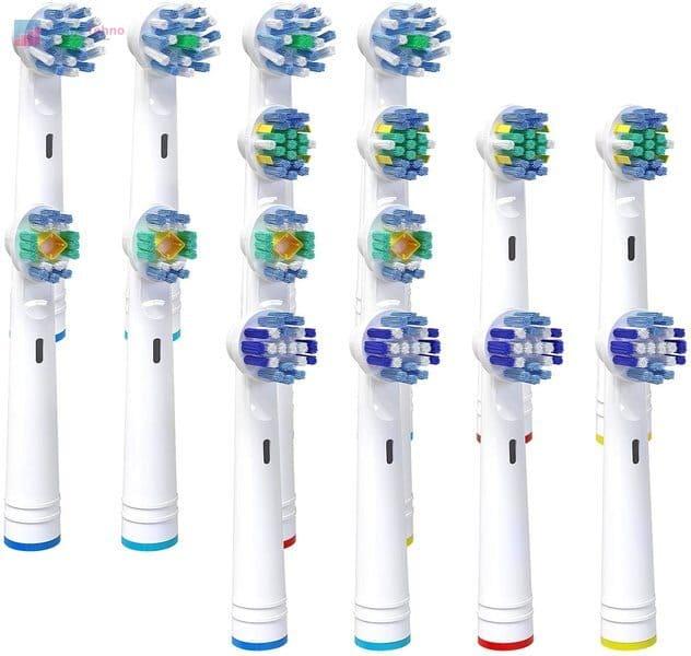 насадки для электрических зубных щеток