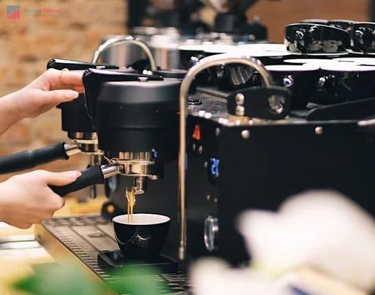 не греется вода в кофемашине