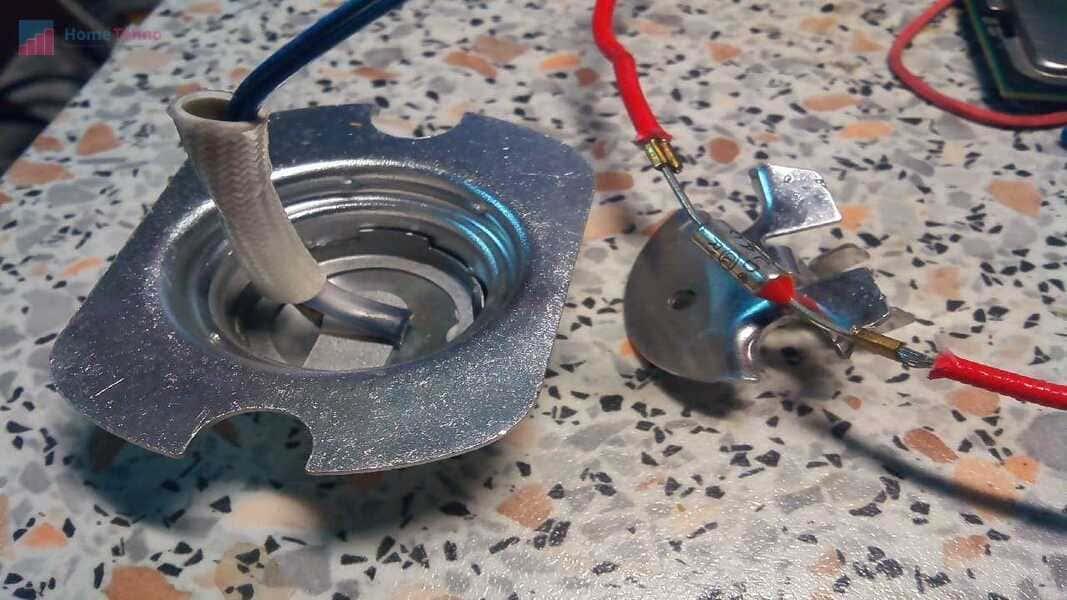 поломка терморегулятора мультиварки