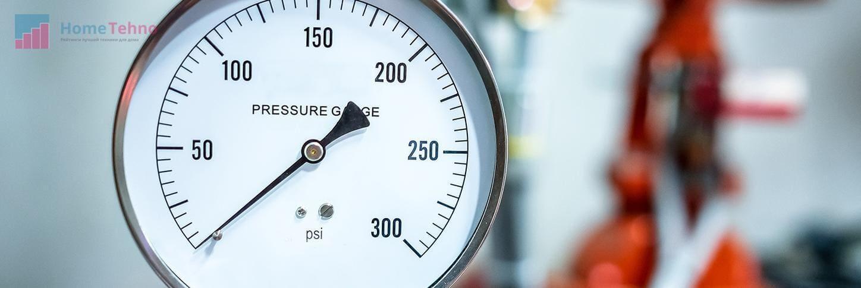 проблемы с давлением в газовом котле