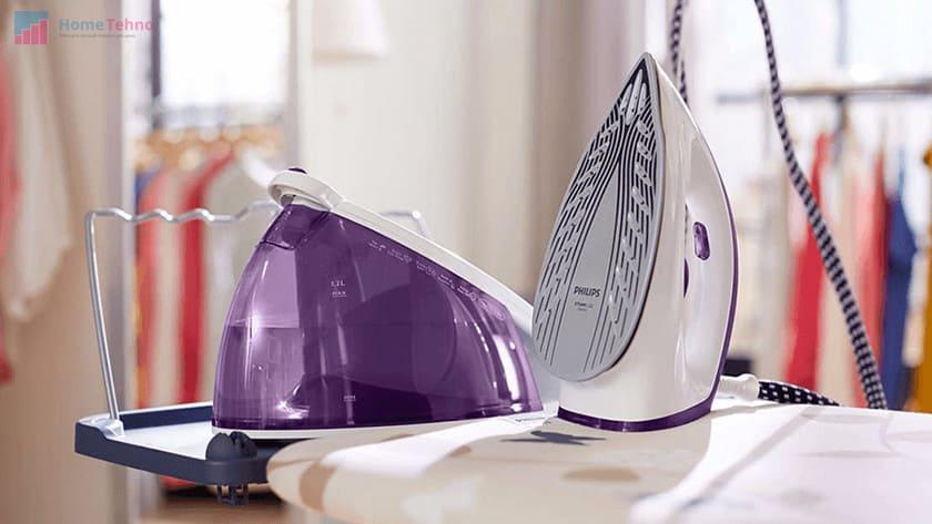 способы чистки домашнего парогенератора
