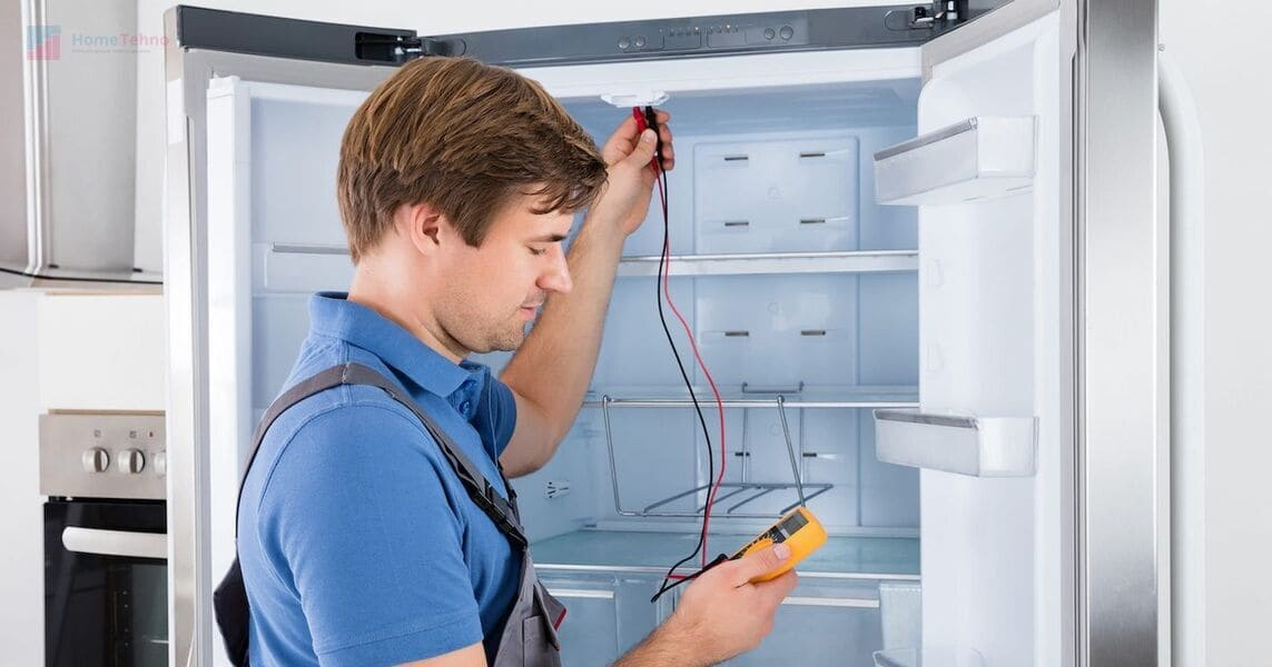 что делать если не работает холодильник