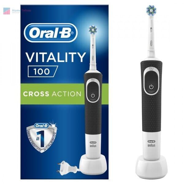 лучшая электрическая зубная щетка Oral-B Vitality D100.413.1