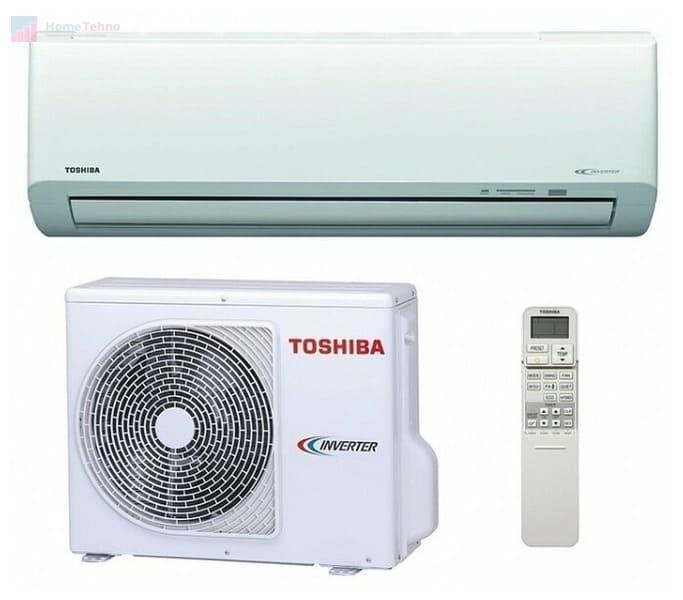 лучшая настенная сплит-система Toshiba RAS-10N3KV-E - RAS-10N3AV-E