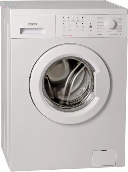 лучшая недорогая стиральная машина ATLANT 60С88