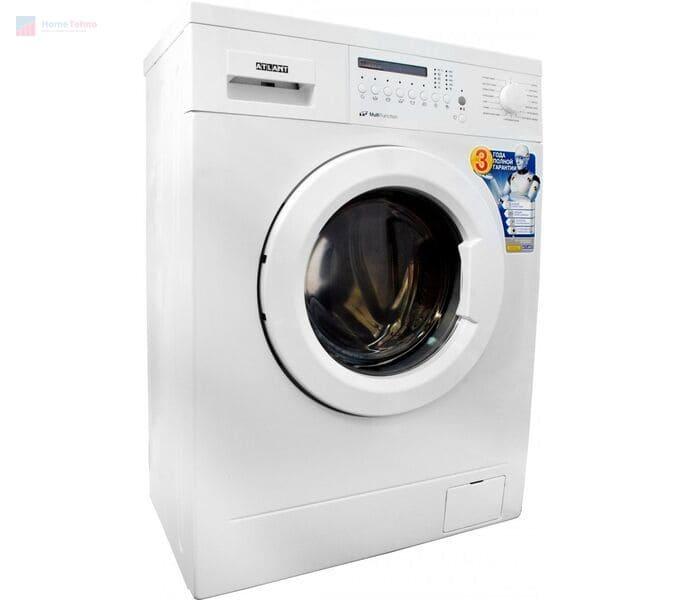 лучшая недорогая стиральная машина ATLANT 60У107