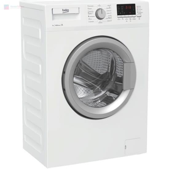 лучшая недорогая стиральная машина Beko WRS 55P2 BSW