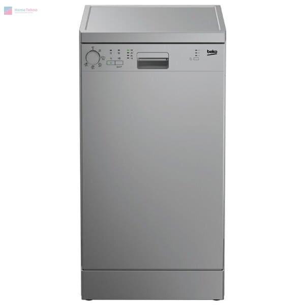 лучшая узкая посудомойка Beko DFS 05R13 W