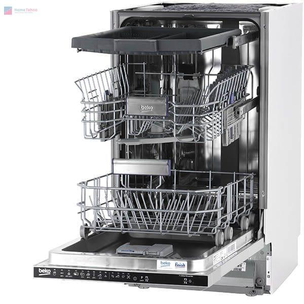 лучшая узкая посудомойка Beko DIS 48130