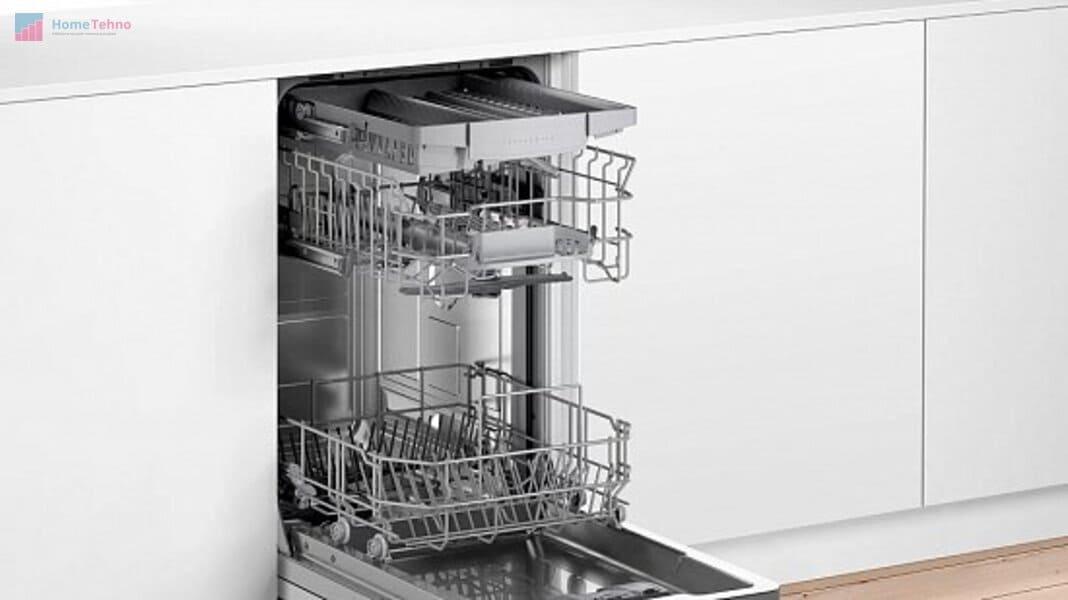 лучшая узкая посудомойка Bosch SPV2IMX1BR