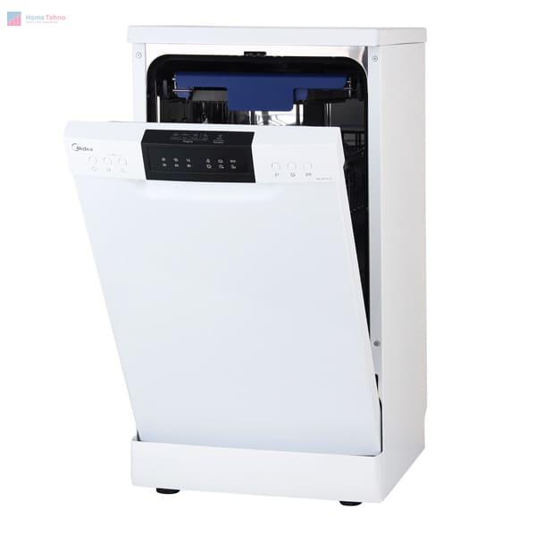 лучшая узкая посудомойка Midea MFD45S110 W