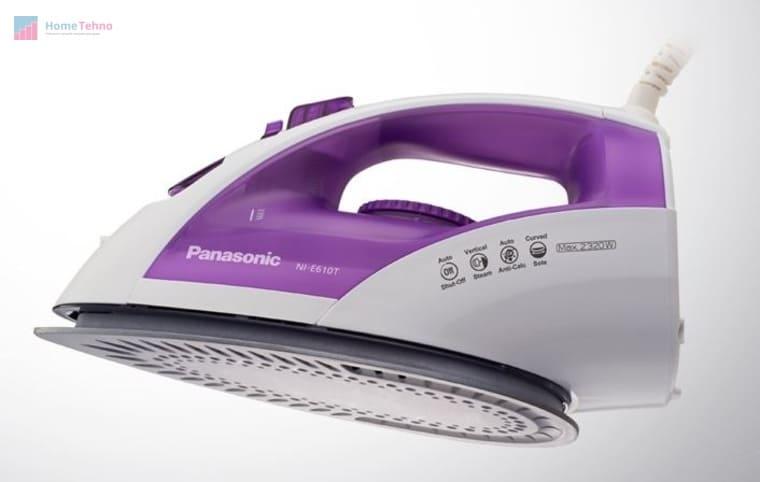 лучший недорогой утюг Panasonic NI-E610TVTW