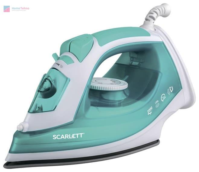лучший недорогой утюг Scarlett SC-SI30P09