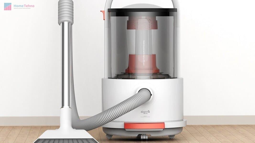лучший пылесос Xiaomi Deerma Vacuum Cleaner TJ200-210