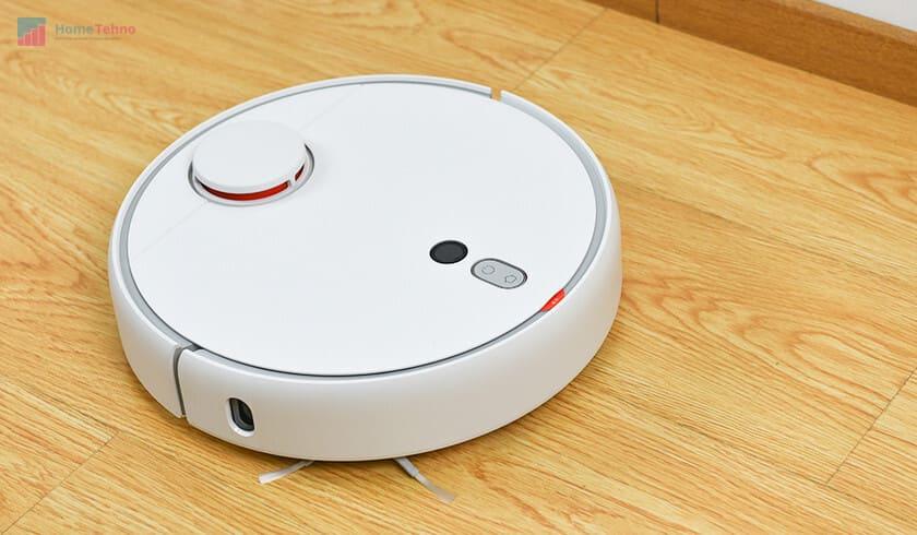 лучший пылесос Xiaomi Mi Robot Vacuum Cleaner 1S