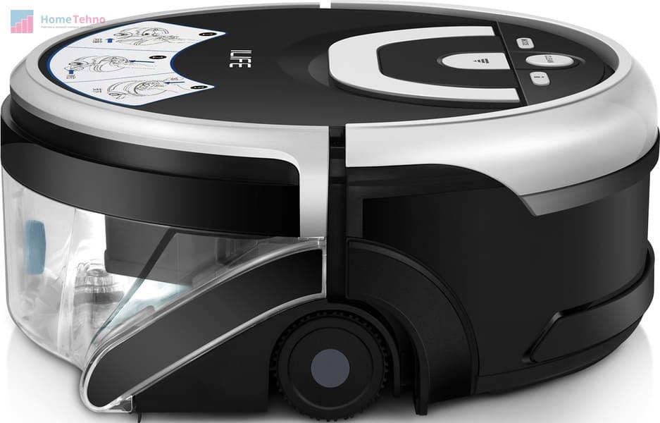 лучший робот пылесос ILIFE W400