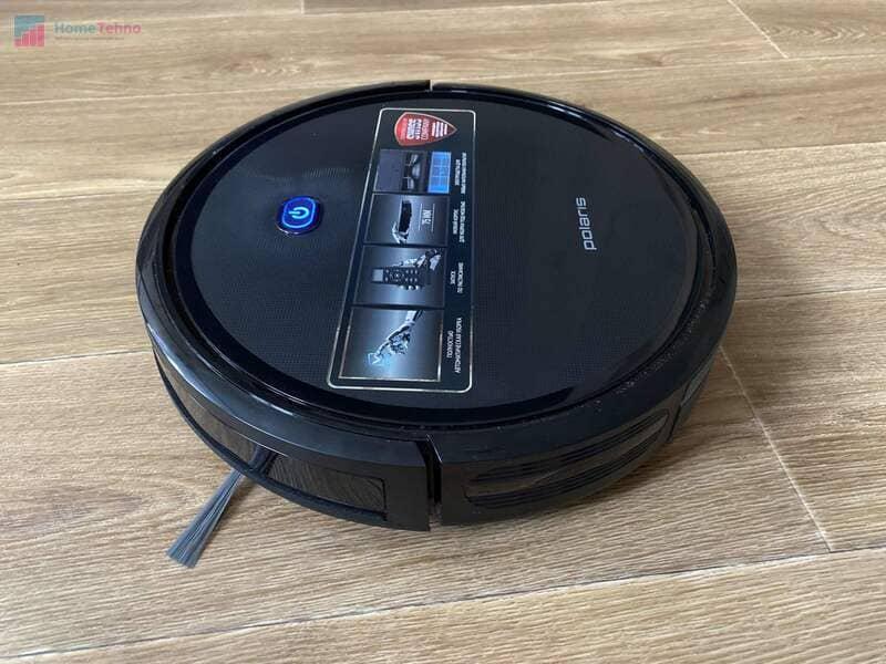 лучший робот пылесос Polaris PVCR 1026