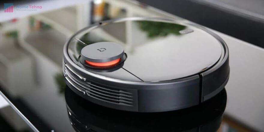 лучший робот пылесос Xiaomi Mijia LDS Vacuum Cleaner