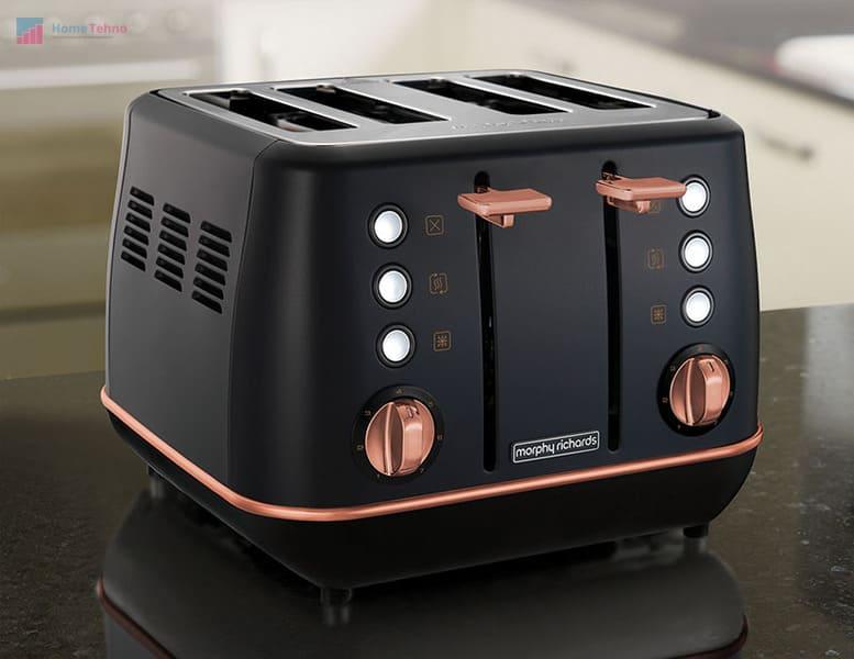 лучший тостер Morphy Richards 240114