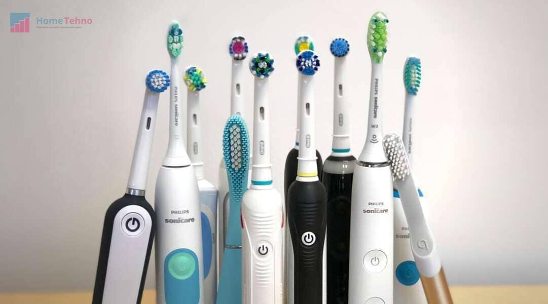 на что обратить внимание при выборе электро-зубной щетки