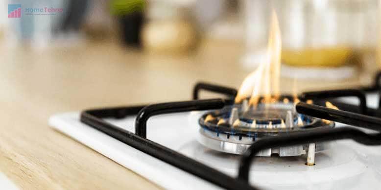 общие правила пользования газовой плитой