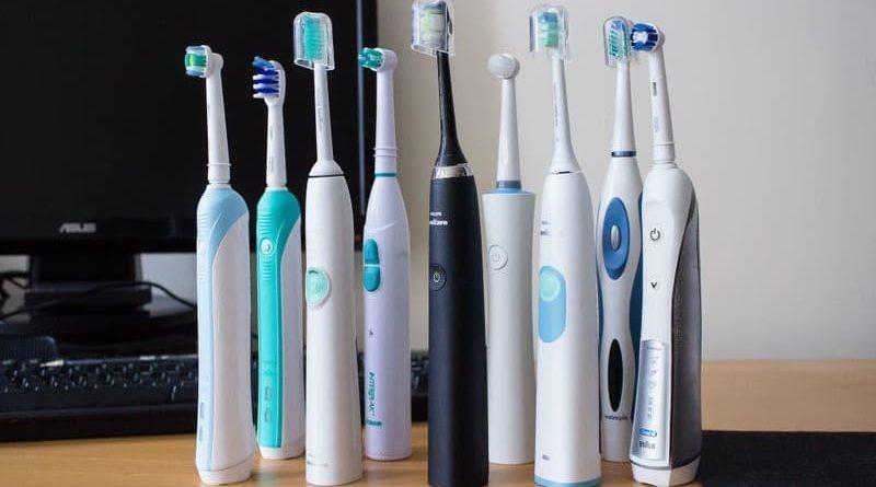 самые лучшие электрические зубные щетки