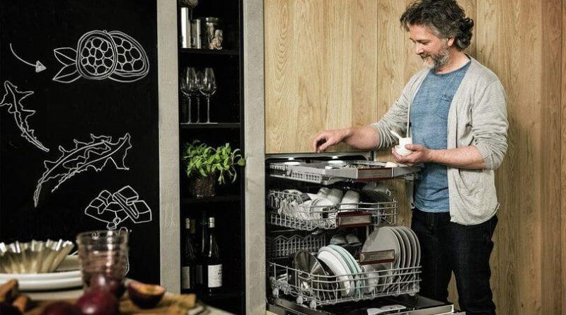 самые лучшие узкие посудомоечные машины