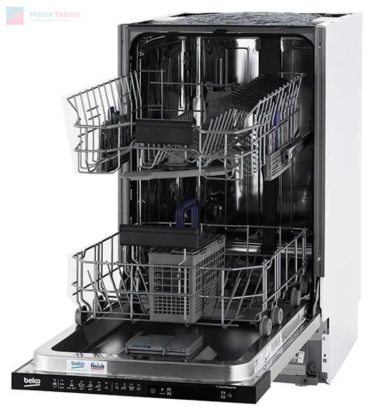 лучшая встраиваемая посудомойка Beko DIS 26022