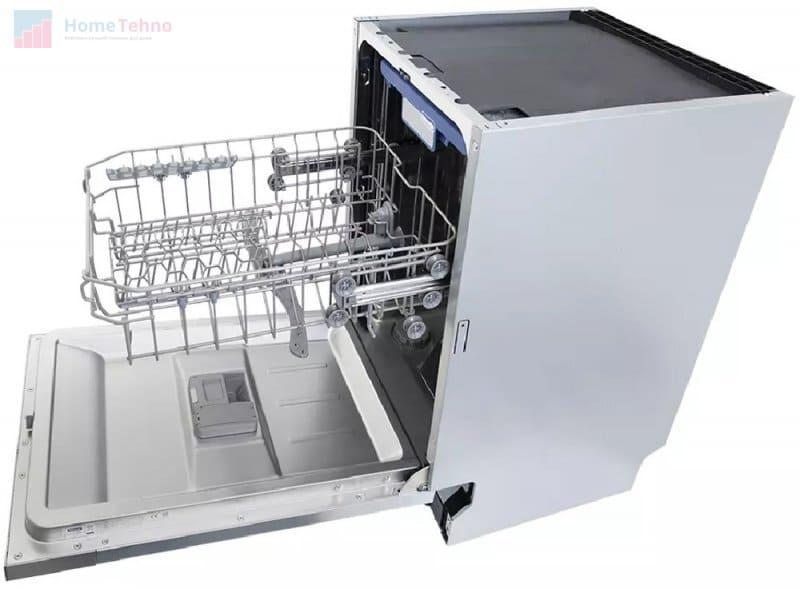 лучшая встраиваемая посудомойка De'Longhi DDW06S