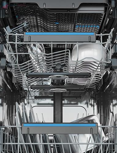 лучшая встраиваемая посудомойка Electrolux EEM 923100 L