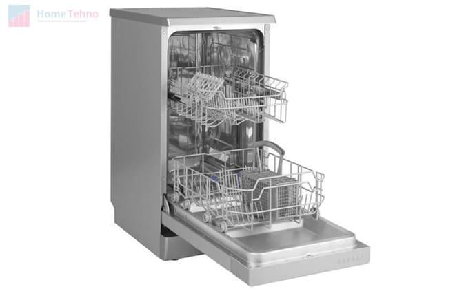 лучшая встраиваемая посудомойка Hansa ZWM 416 WH