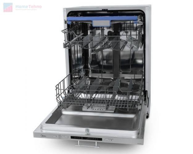 лучшая встраиваемая посудомойка Midea MID60S300