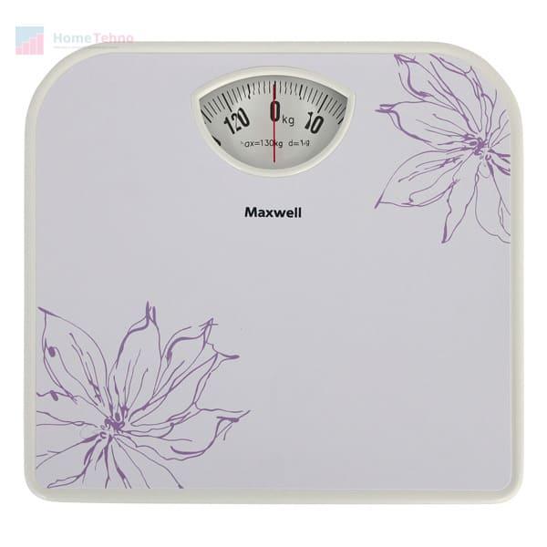 лучшие напольные весы Maxwell MW-2656
