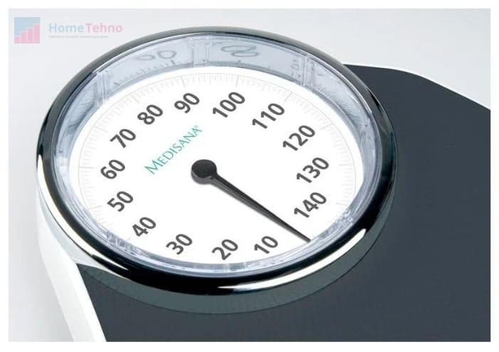 лучшие напольные весы Medisana 40461 PSD
