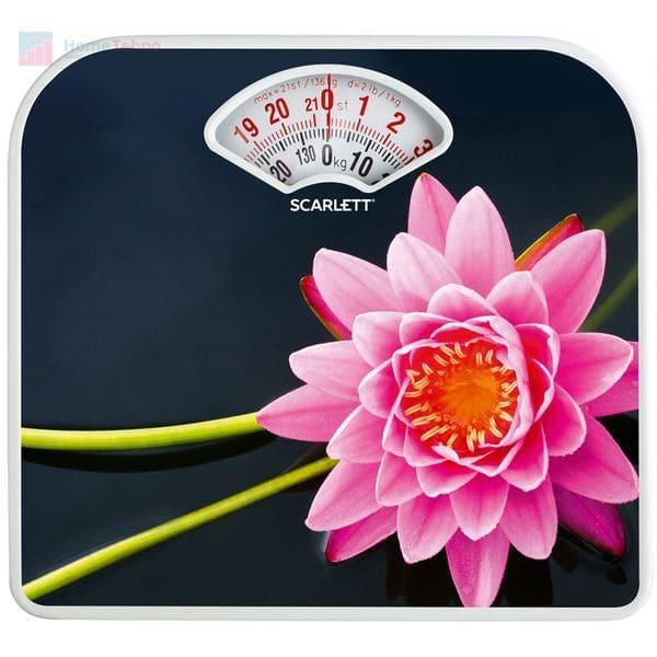 лучшие напольные весы Scarlett SC-BS33M043