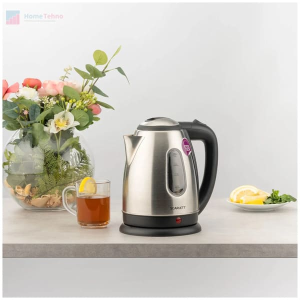 лучший электрический чайник Scarlett SC-EK21S88