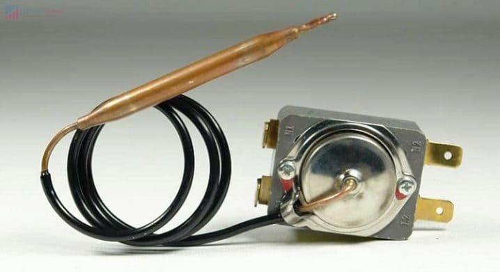 замена термостата водонагревателя