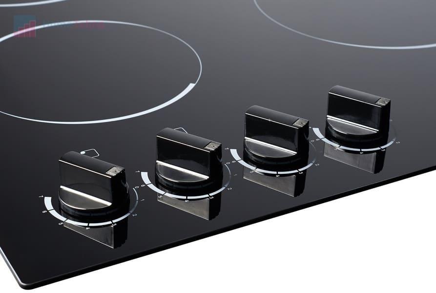 лучшая электрическая варочная панель Weissgauff HV 640 BK