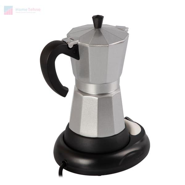 лучшая гейзерная кофеварка ENDEVER Costa-1010
