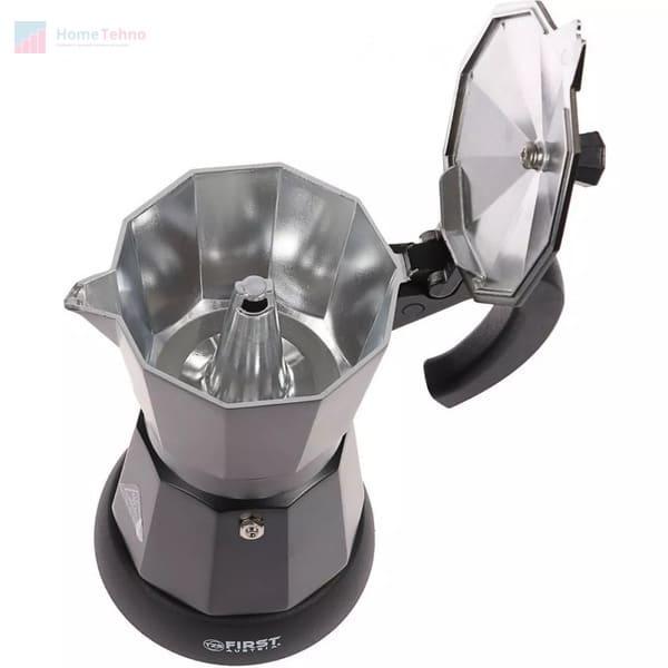 лучшая гейзерная кофеварка FIRST FA-5471