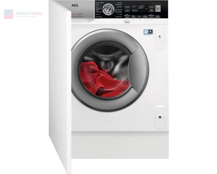 лучшая стиральная машина с сушкой AEG L8WBE68SRI