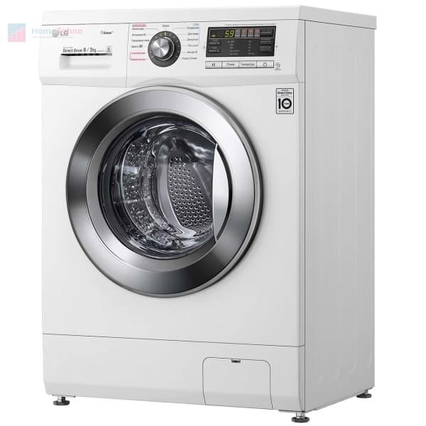 лучшая стиральная машина с сушкой LG F1296CDS3