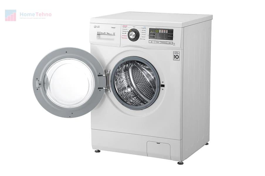 лучшая стиральная машина с сушкой LG F1496ADS3
