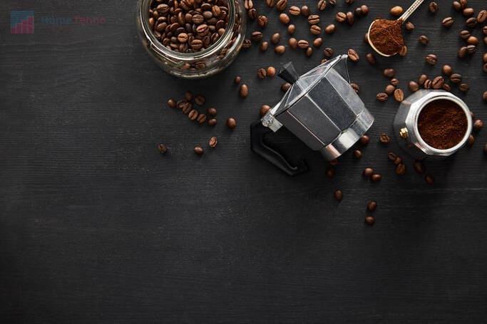 лучшие гейзерные кофеварки